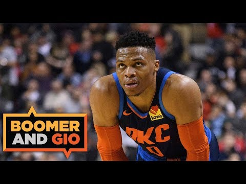 Video: Houston Rockets REUNITE Russell Westbrook and James Harden for Chris Paul and picks   Boomer & Gio