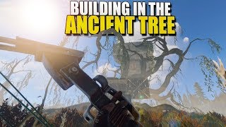 We BUILT In The ANCIENT TREE (Rust Survival) #159