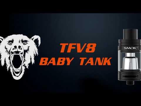 SMOK PRIV V8 Kit with TFV8  Baby Tank