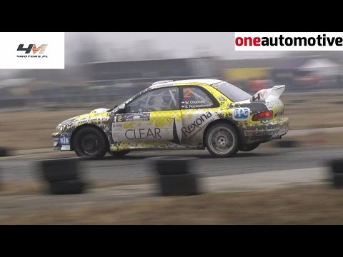 52 Rajd Barbórka 2014 - Action by MaxxSport