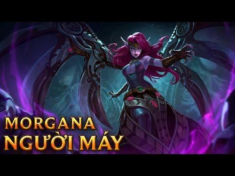 Morgana Người Máy