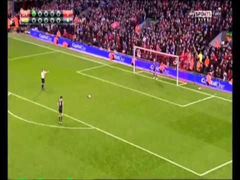 Pens v Liverpool: Sep 23 2014
