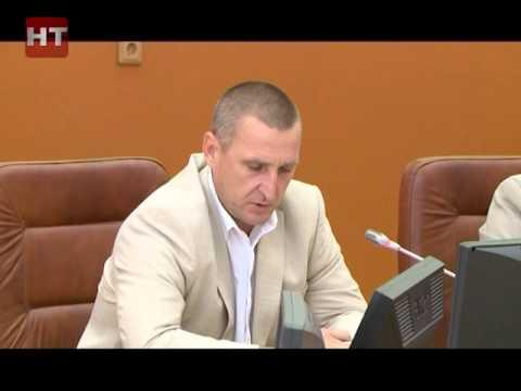 В Новгородской мэрии прошло большое аппаратное совещание