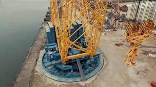 Video #Solutions #Howwedoit This is how Sarens assembles one of the biggest cranes in the world, the SGC MP3, 3GP, MP4, WEBM, AVI, FLV Agustus 2017