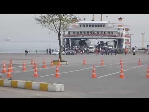 Honda PCX Club Türkiye - Tirilye Gezisi (Bölüm1)!!!