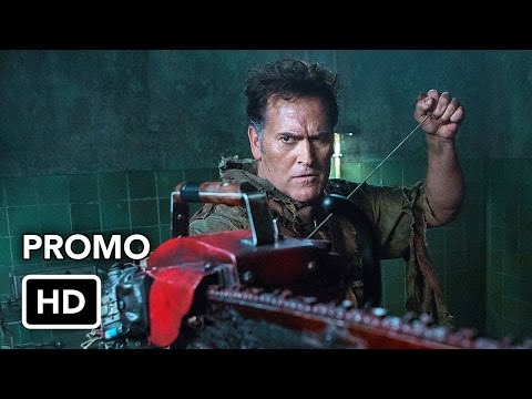 "Ash vs Evil Dead 2x08 Promo ""Ashy Slashy"" (HD) Season 2 Episode 8 Promo"