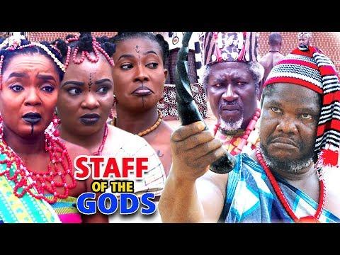 """STAFF OF THE GODS SEASON 1&2 """"FULL MOVIE"""" - (Ugezu J Ugezu) 2020 Latest Nollywood Epic Movie"""