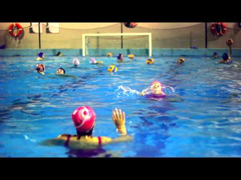 Teaser MasterClass Jennifer Pareja y Laura Ester – Club WaterPolo Chiclana