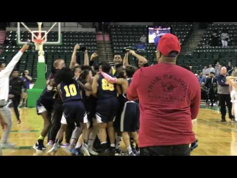 Franklin Lady Warriors Win State Championship with Buzzer Beater