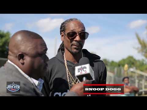 Snoop Dogg League Vs Liberty City Uncle Luke Team