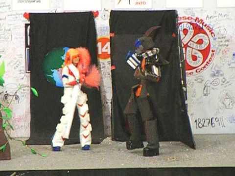 World Cosplay Summit 2009 Thai Preliminary Round: Team 24: Diebuster