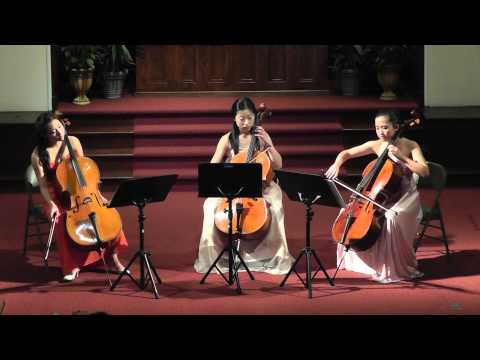 Popper Requiem for Three Cellos