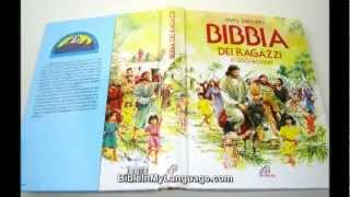 Italian Children's Bible - Lion Children's Bible In 365 Stories / Bibbia Dei Ragazzi In 365 Racconti