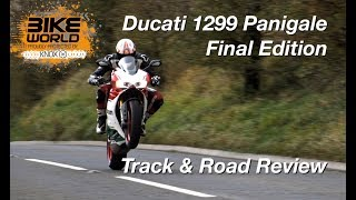 1. Ducati 1299 Panigale R Final Edition Track & Road Review