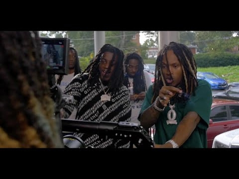 OMB Peezy - Big Homie (Remix) [feat. King Von & Jackboy] [Behind The Scenes]