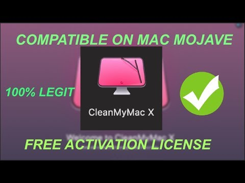 How to get Clean my mac x for free with activation liscense 100% LEGIT