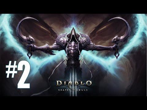 D3 Reaper Of Souls PS4 - Playthrough #2 [FR][1080p]