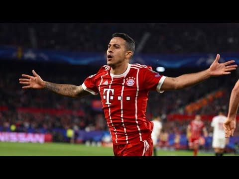 Sieg gegen FC Sevilla: Bayern steuert Richtung Champi ...