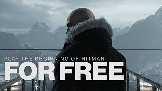 HITMAN – Welcome to The Playground
