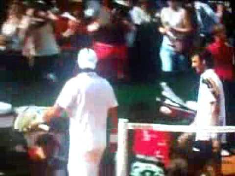 Ferrero y Riba en la segunda ronda del Roland Garros 2010