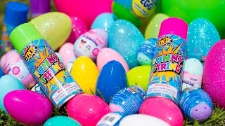 HUGE Silly String Easter Egg Hunt Paw Patrol Shopkins Bunny Surprise Eggs for Kids Kinder Playtime  Today on Kinder Playtime we are celebrating Easter by having a super extreme Silly String Easter Egg Hunt!  Happy Easter everyone!  The Easter Bunny is coming to visit Kinder Playtime and they have tons of Surprise Eggs for us to open and enjoy!  Mom and Dad at Kinder Playtime thought it would be hilarious to chase the kids around with Silly String while the kids hunted for the eggs!Toys Featured in this Easter Egg Hunt VideoJelly BeansPeeps Candy BunnyPaw Patrol Easter Surprise EggsShopkins Easter Surprise EggsPlush Surprise Eggs from Wal-martSilly StringTSUMS TSUMS Blind Bagsand so many more Easter Surprise Eggs and Toys!More Fun Toy Videos by Kinder Playtime!Surprise Kinder Playtime Playhouse Fun Kids Play on Swings Lots of Slides Friend Party Swingsethttps://www.youtube.com/watch?v=ljVcsoK-NCYHUGE Elena of Avalor Surprise Present Blind Bags Disney Princess Toys for Girls Kinder Playtimehttps://www.youtube.com/watch?v=zdk0LcYagRIHUGE Shopkins Surprise Present Season 7 Surprise Eggs Blind Bags Toys for Girls Kinder Playtimehttps://www.youtube.com/watch?v=r5VlShZf85gHUGE Disney Princess Surprise Present Blind Bags My Little Pony Toys for Girls Kinder Playtimehttps://www.youtube.com/watch?v=HzUnGE-9IRkHUGE Peppa Pig Surprise Present Blind Bags My Little Pony Toys for Girls Kinder Playtimehttps://www.youtube.com/watch?v=hP_MAGJT0qgHUGE Elsa Frozen Surprise Present from Santa Claus Christmas Girl Toys Blind Bags Kinder Playtimehttps://www.youtube.com/watch?v=0YLB6YmQSl4HUGE Christmas Stocking Surprise Toys Shimmer and Shine My Little Pony Girls Toys Kinder Playtimehttps://www.youtube.com/watch?v=5VyhTJPAbPsHUGE Surprise Penguin Slide Surprise Eggs Toys for Girls Trolls My Little Pony Kinder Playtimehttps://www.youtube.com/watch?v=-_gzl6LeWlQHUGE Frozen Surprise Bucket Disney Princess Surprise Toys for Girls Hatchimals Kinder Playtimehttps://www.youtube.com/watch?v=I7U6RRUdD0sHUGE Trolls Movie Surprise Car Toy Surprise Eggs Girl Toys Slime Baff Dreamworks Kinder Playtimehttps://www.youtube.com/watch?v=DCwWMPH9daoHUGE Shimmer and Shine Magic Surprise Toy Chest My Little Pony Shopkins Frozen Kinder Playtimehttps://www.youtube.com/watch?v=YoSO3TJ-4AEHUGE FINDING DORY SURPRISE POOL Toy Surprise Eggs Disney Toys Boy Toys Girl Toys Kinder Playtimehttps://www.youtube.com/watch?v=dJV9lkevzgoHuge Mashems & Fashems Surprise Toy Finding Dory Ninja Turtles Batman Paw Patrol MLP Kinder Playtimehttps://www.youtube.com/watch?v=I3nj3BCvjxoHUGE Finding Dory Surprise Box & Toy Bag Elmo Toys Shopkins Blind Bags Disney Toys Kinder Playtimehttps://www.youtube.com/watch?v=W0g7IPl3nHoFrozen Surprise Wagon My Little Pony Shopkins Funko Mystery Blind Bags Disney Toys Kinder Playtimehttps://www.youtube.com/watch?v=q-XhzJxKw2gHUGE Pink Girl Surprise Egg Surprise Toys Bunny Surprise Toy Shopkins My Little Pony Kinder Playtimehttps://www.youtube.com/watch?v=Gq67sl876LEHUGE Neon Star Surprise Toys Suitcase Shopkins Barbie Disney Unicorno Fun Girls Toys Kinder Playtimehttps://www.youtube.com/watch?v=kghBHl6M9toHUGE Frozen Backpack Surprise Toys Disney Princess Elsa Anna Fashems My Little Pony Kinder Playtimehttps://www.youtube.com/watch?v=eLU294A23Cw