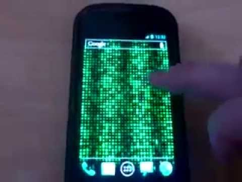 Video of Digital Pixel Live Wallpaper