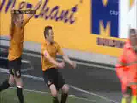 Goles del Hull City en la Temporada 2007 - 2008