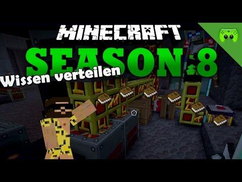 WISSEN VERTEILEN «» Minecraft Season 8 # 205   HD