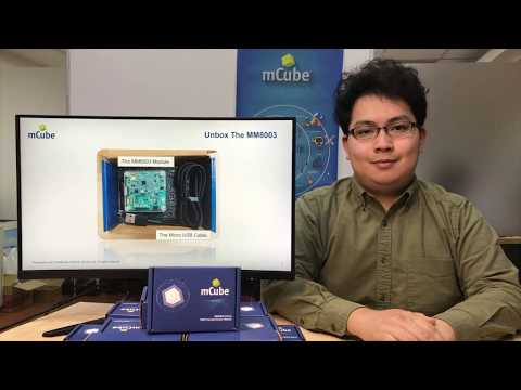 mCube OSM, MM8003, General Introduction