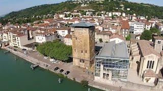 Colombes France  City new picture : ACTUA DRONE & Tour des Valois - Ste Colombe - France