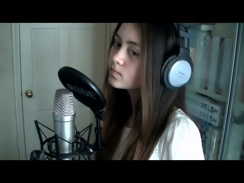 Cover Song - My cover of 'Let Her Go' by Passenger. My mum took a break so I recorded and filmed it all by myself. Hope you enjoy! x iTunes: http://smarturl.it/BundleOfTa...