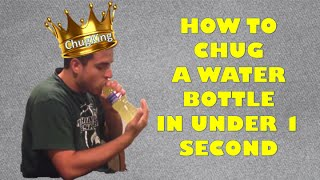 Nonton How to Drink a Water Bottle in Under 1 second Film Subtitle Indonesia Streaming Movie Download