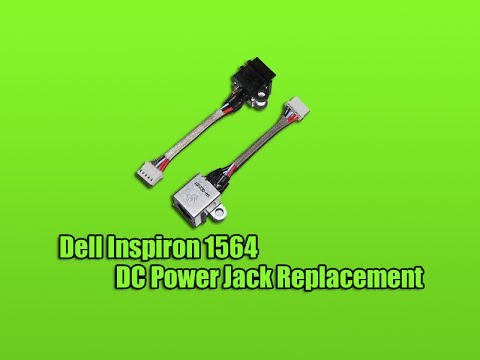 Dell Inspiron DC Power Jack Replacement