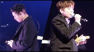샘김&정승환 'Who are you(도깨비 OST)' LIVE [Sam Kim, Jung Seung Hwan,Goblin OST at Antenna Angels Concert]