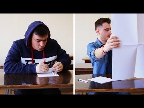 1 КУРС VS 5 КУРС (видео)
