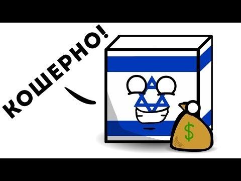 Countryballs #7 | Хитрый Израиль (видео)