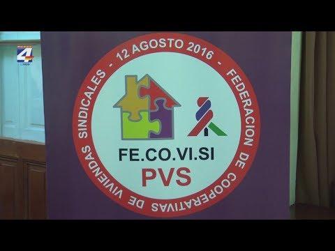 Federación de Cooperativas de Viviendas Sindicales realiza plenario nacional en Paysandú