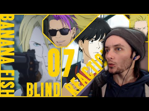 Teeaboo Reacts - Banana Fish Episode 7 - Palm trees and Families