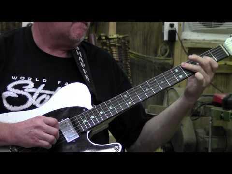 Knight Guitars - Robert Shafer 2
