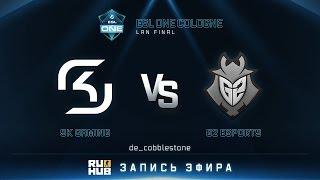 SK vs G2, game 1