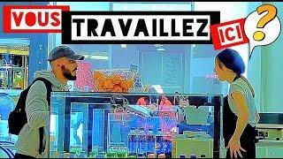 Video VOUS TRAVAILLEZ ICI ? - L'insolent MP3, 3GP, MP4, WEBM, AVI, FLV Oktober 2017