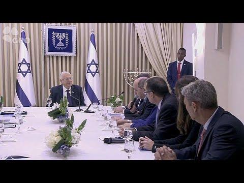 Israel: Konsultationen zur Regierungsbildung haben be ...
