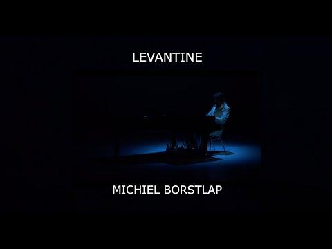 'Levantine' by Michiel Borstlap solo piano online metal music video by MICHIEL BORSTLAP