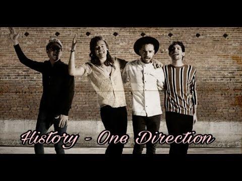 One Direction History Music Video (видео)