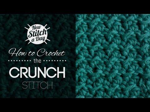 uncinetto - il punto crunch