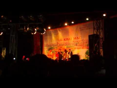 Châu việt cường - Hội chợ Hải Dương xuân 2013