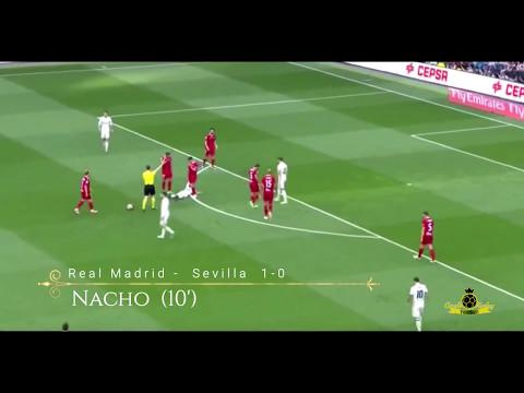 Real Madrid vs Sevilla 4-1 ✪ All Goals & Highlights ✪ La Liga ✪14/05/2017 HD