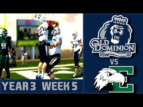 NCAA Football 14 Dynasty - Old Dominion: Episode 32