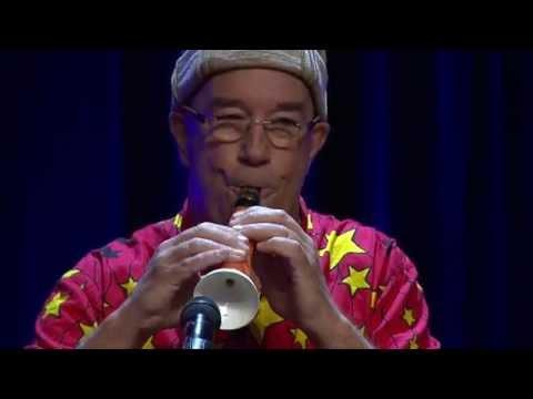 Carrot clarinet  Linsey Pollak  TEDxSydney
