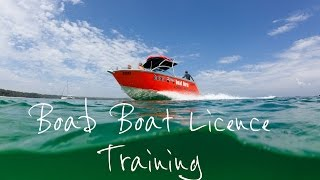 Boab Boat Licensing Introduction